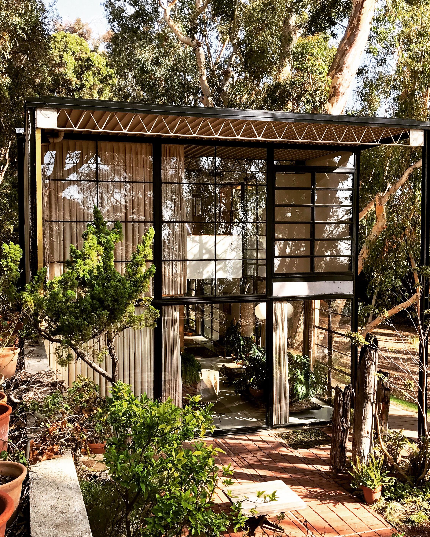 Charles Eames House Tour